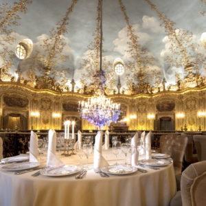 Свадьба в Москве в ресторане Турандот