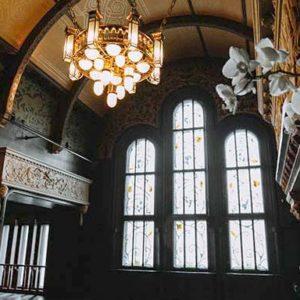 Банкетный зал в Доме Смирнова