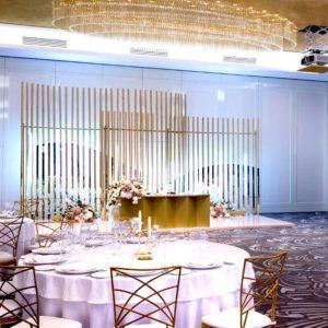 Зал Кристалл в Лотте Отеле