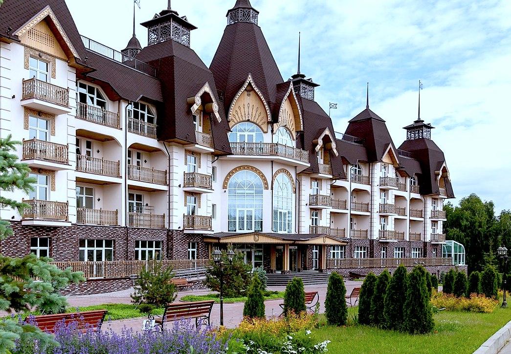 парк отель орловский свадьба